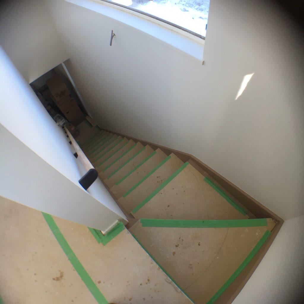 二セコ カシノヤ 階段