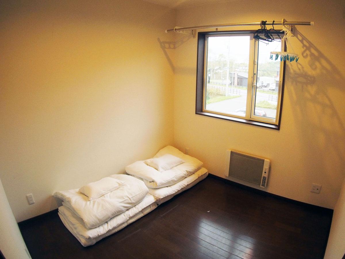 2名個室(布団部屋)